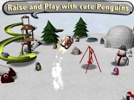 Screenshot of Penguin Village