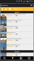 Screenshot of Audio guía Venecia