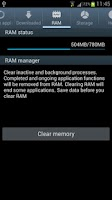 Screenshot of Galaxy S3 S4 Task Manager