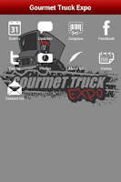 Screenshot of Gourmet Truck Expo