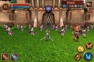 Screenshot of Castle Master 3D