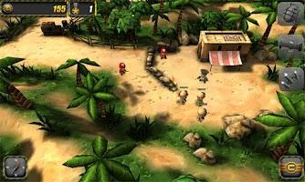 Screenshot of Tiny Troopers