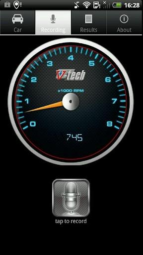 RPM Tachometer Shift Light