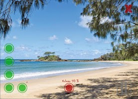 Screenshot of Relax Nature: Beach