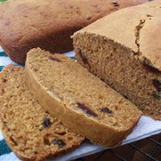 Aunt Jane's Brown Bread
