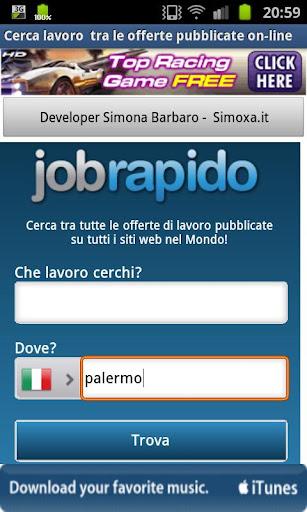 Cerca Lavoro - Find a Job