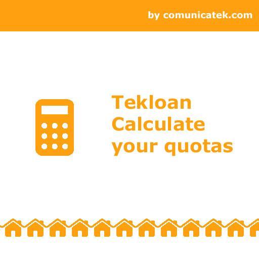 TekLoan- mortgage calculator 財經 App LOGO-APP試玩