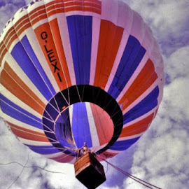Hot air Balloon Show, Bristol, UK by Kim Johnson - Transportation Other