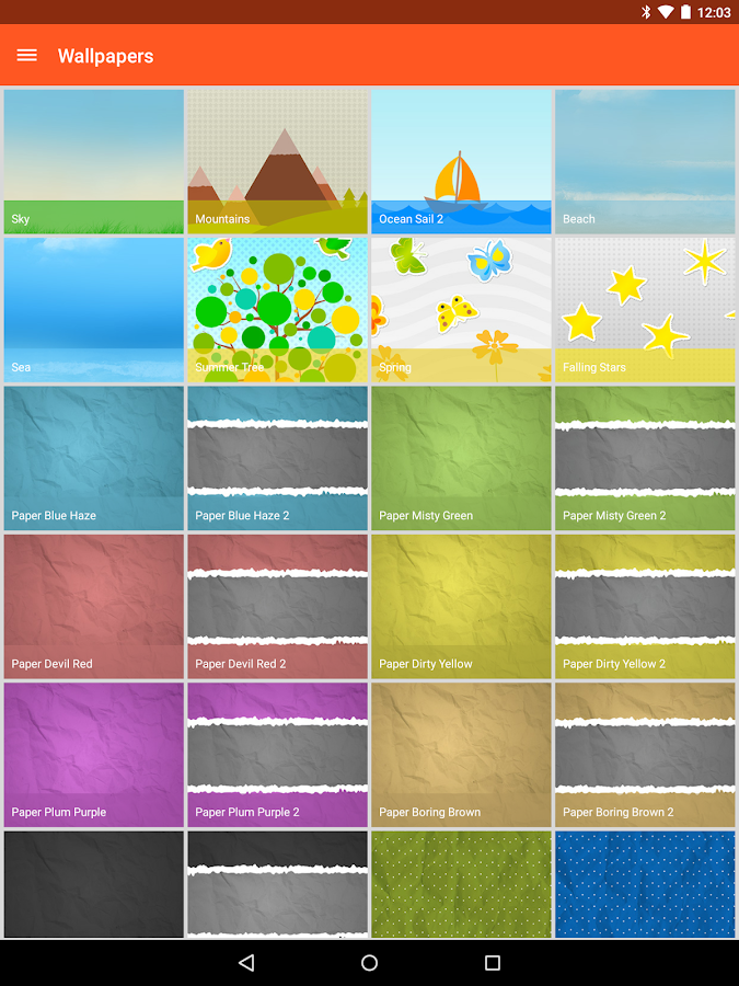 Sticko - Icon Pack Screenshot 9
