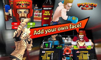 Screenshot of Punch Hero