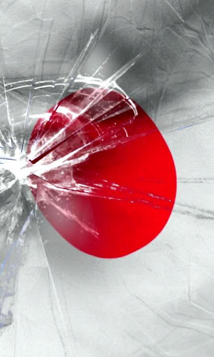 日本国旗のライブ壁紙
