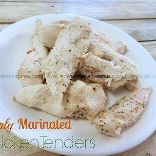 Simply Marinated Chicken Tenders - Gluten-Free