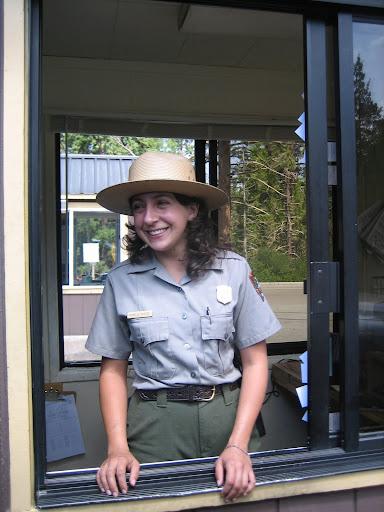 Ranger - wersja kobieca