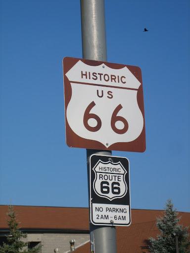 Dobra, ostatnie zdjęcie z Route 66