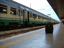 andén en Termini
