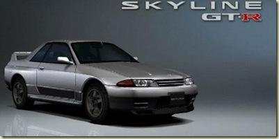 Nissan Skyline GT-R (R32) ´89