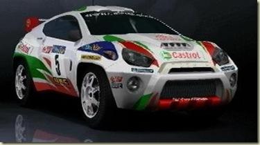 Toyota RSC Rally Car ('02)