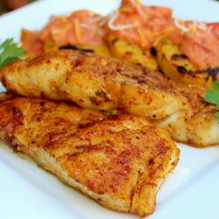 Grilled Cod