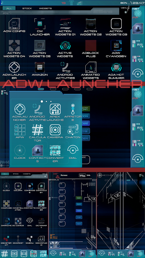 New Trek LCARS Launcher Screenshot 3