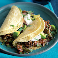 Cola Shredded Beef Tacos