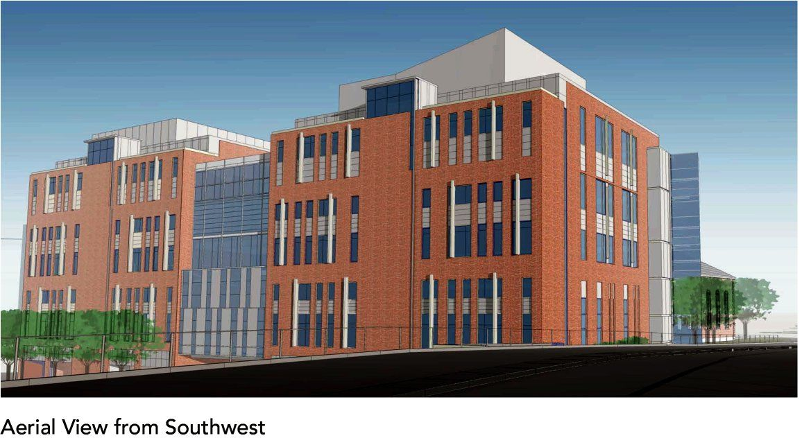 Proposed Salem court complex 30% design complete