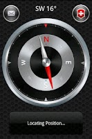 Screenshot of GPS Compass