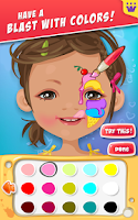 Screenshot of Fab Face Artist - Kids Game