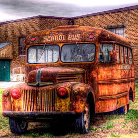 School's in Session by Nick Hartman - Transportation Automobiles