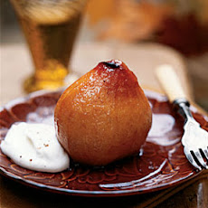 Caramelized Quinces
