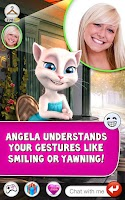 Screenshot of Talking Angela