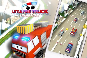 Screenshot of Little Fire Truck in Action