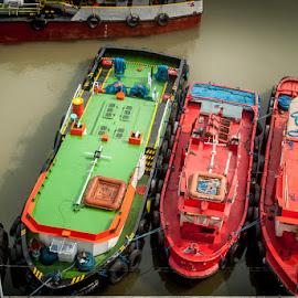 by Francis Cayetano - Transportation Boats (  )
