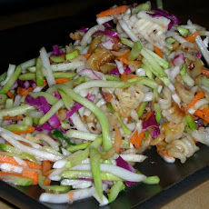 Asian Cole Slaw Salad