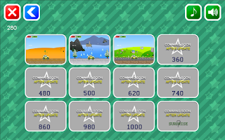 Screenshot of Car's travel 2 games for baby
