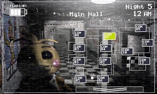 Game Five Nights at Freddy's 2 Demo version 2015 APK