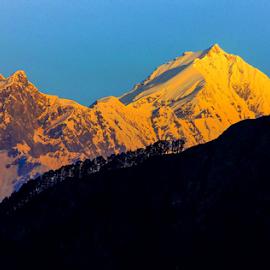 by Amrita Bhattacharyya - Landscapes Mountains & Hills (  )
