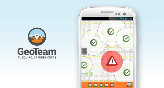 GeoTeam - screenshot