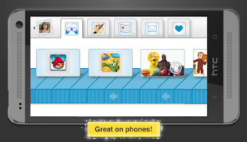 Screenshot of Kid Mode: Free Games + Lock