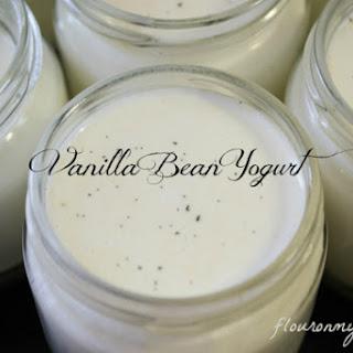 Vanilla Bean Yogurt Recipes