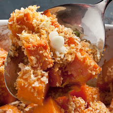Tempura-Glazed Sweet Potatoes with Crispy Panko Recipe
