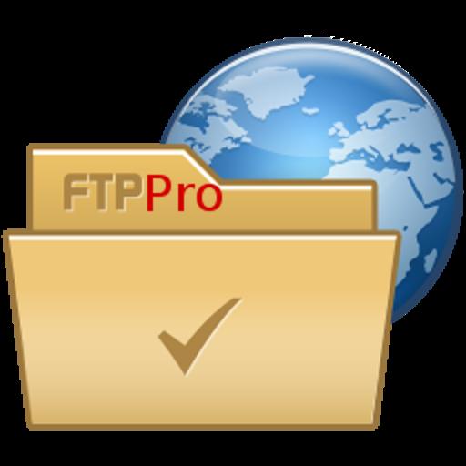 Ftp Server Pro TV LOGO-APP點子