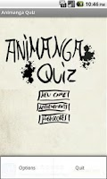 Screenshot of Animanga Quiz