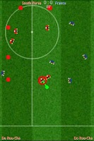 Screenshot of Tiny Football (Soccer)
