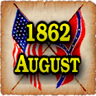 1862 Aug Am Civil War Gazette icon