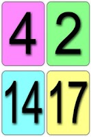 Screenshot of Learning Numbers for Kids 0-20