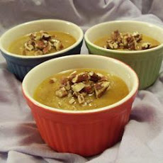 Pumpkin Pot De Creme