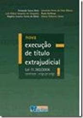 Lei 11.382/2006 título extra judicial