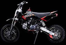 DMX Pro 125cc Pit Bike