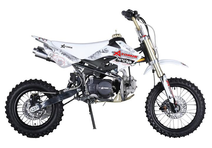 125cc bse bosuer pit bikes