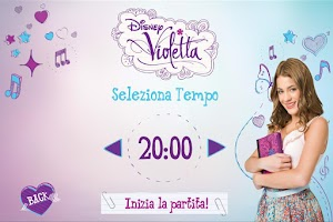 Screenshot of Violetta il Gioco